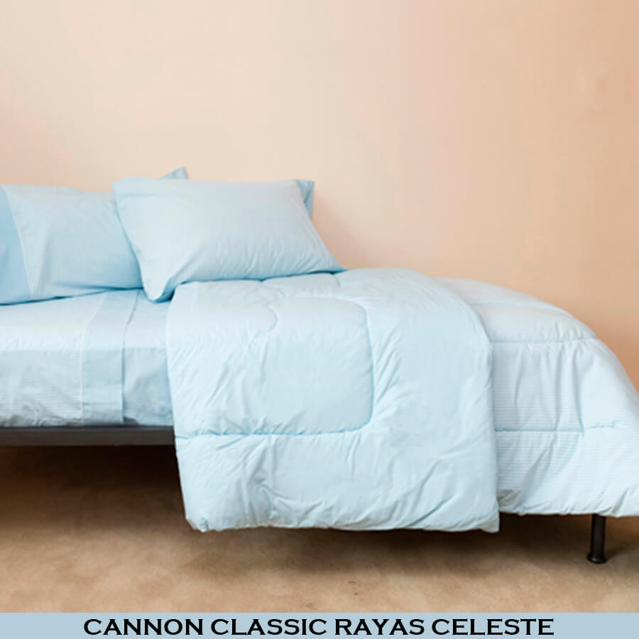 Acolchado cannon classic grupo texsur - Ropa de cama lexington ...